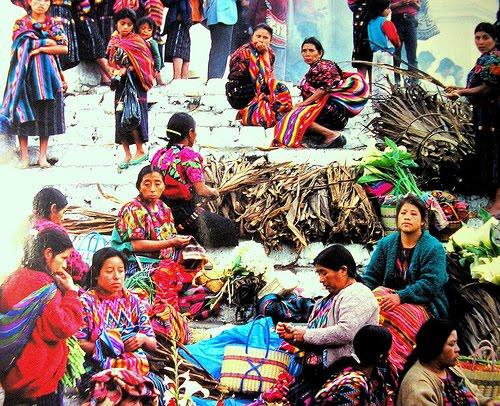 pueblos mayas