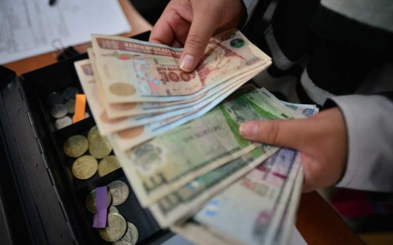economía en Guatemala