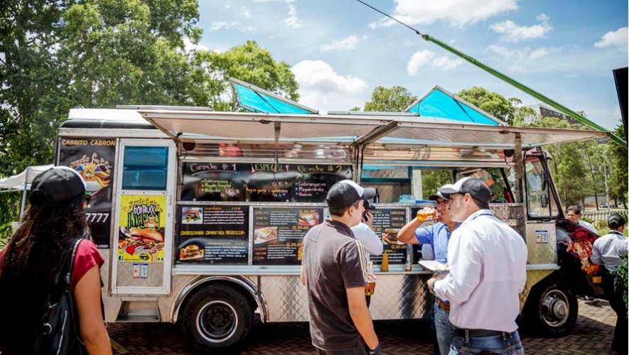 El Festival de Food Trucks