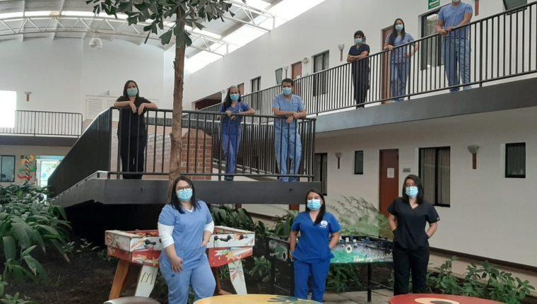 enfermeros en Guatemala
