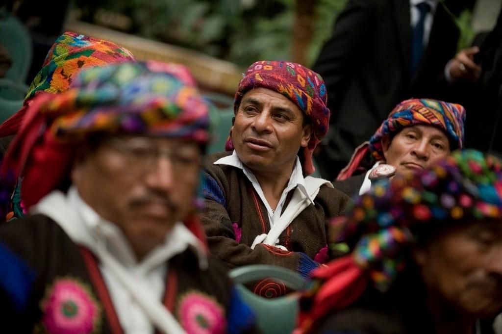 Respeta la cultura de Guatemala