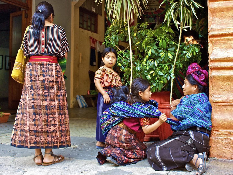 Mujeres de Guatemala